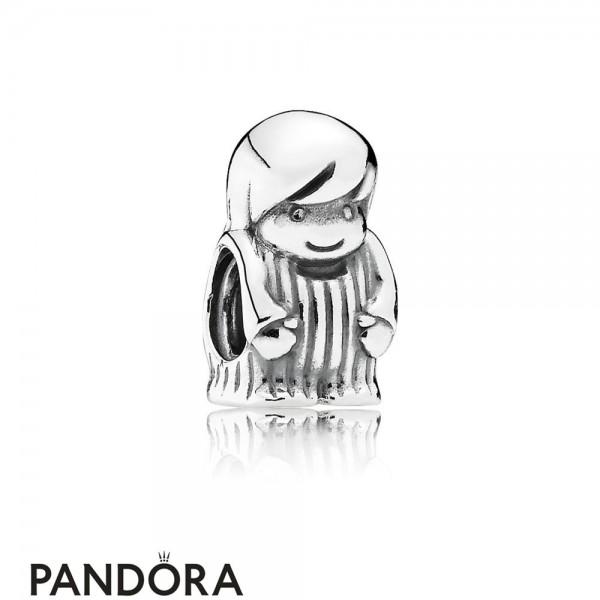 Women's Pandora Charm Garcon Precieux
