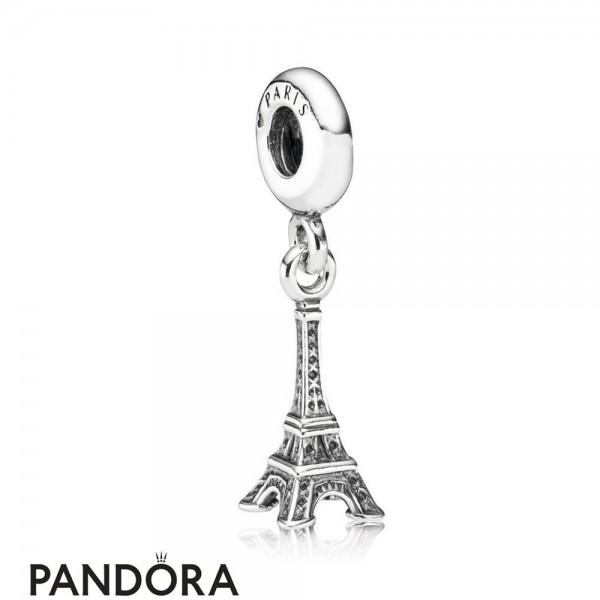 Pandora Pendant Charms Eiffel Tower Pendant Charm