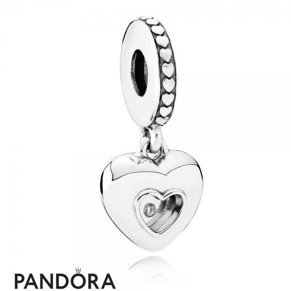 Pandora Symbols Of Love Charms 2017 Club Charm Diamond