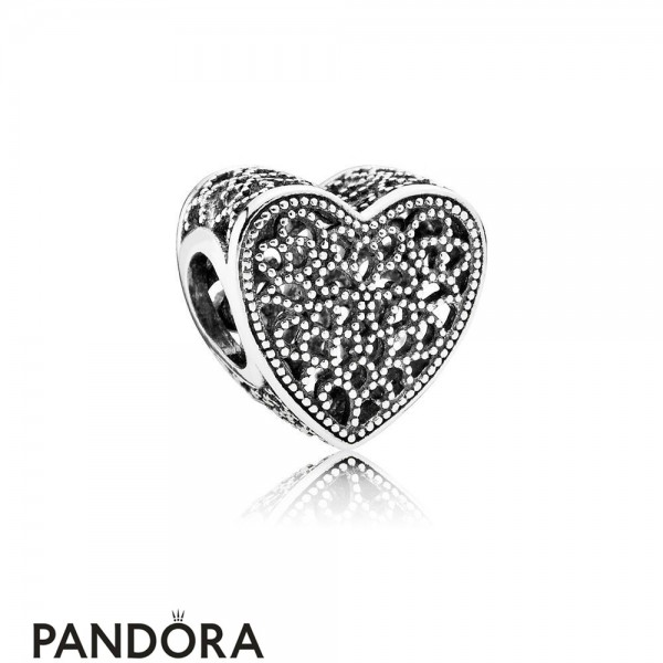 Pandora Symbols Of Love Charms Filled With Romance Charm