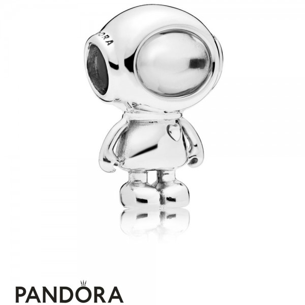 Women's Pandora Cosmo Tommy Astronaut Charm