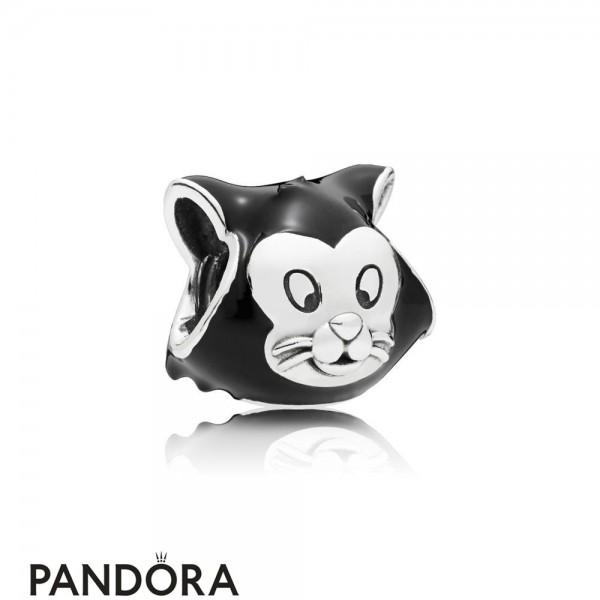 Women's Pandora Disney Figaro Cat Charm