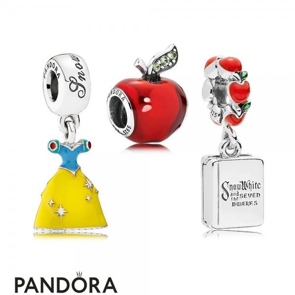 Pandora Disney Snow White Charm Pack