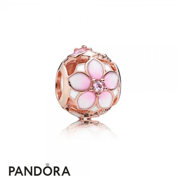 Pandora Rose Magnolia Bloom Charm
