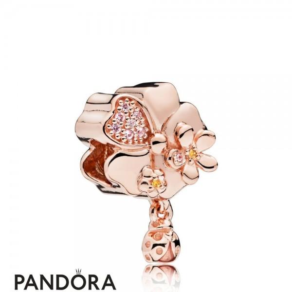 Pandora Rose Wildflower Meadow Charm Jewelry