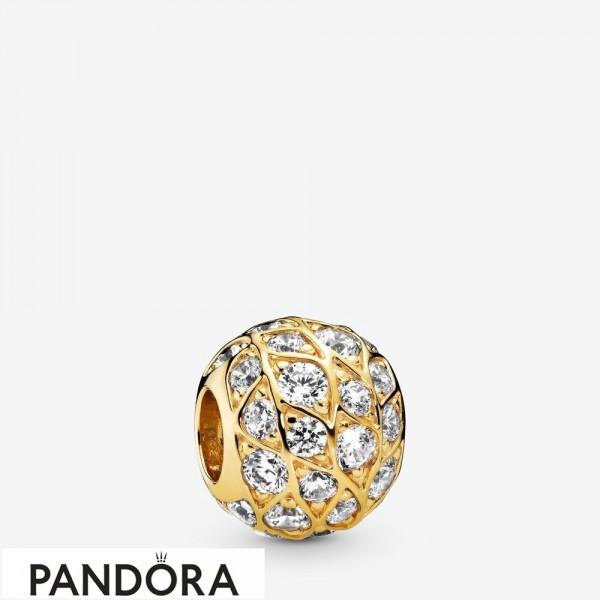 Pandora Shine Sparkling Pattern Charm